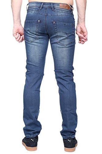 Original ado - Jeans A1626-2 Bleu Bleu