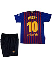 Amazon.es  camiseta del barcelona niño  Ropa 53af5bdd010