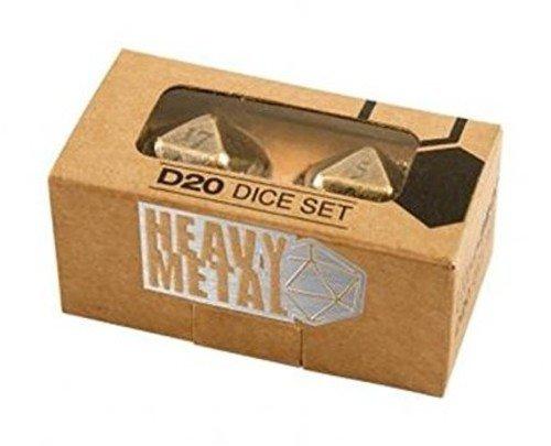 """Ultra Pro &Quot;Heavy Metal D20""""Würfel-Set"""