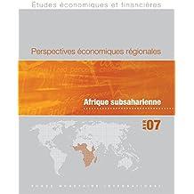 Regional Economic Outlook, April 2007