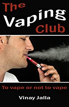 The Vaping Club by [Jalla, Vinay]