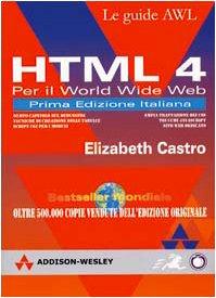 HTML 4 per il World Wide Web