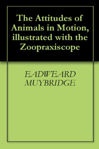 The Attitudes of Animals in Motion, illustrated with the Zoopraxiscope