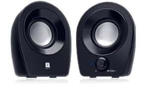 iBall Boombastic 2.0 Multimedia Speaker (Black)