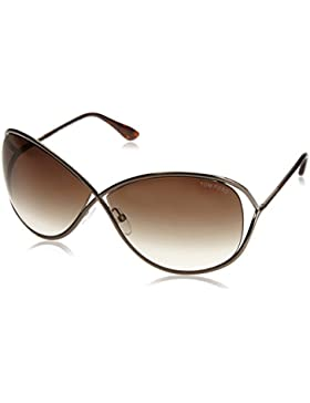Tom Ford FT0130_36F (68 mm), Gafas de Sol para Mujer, Metal, 58