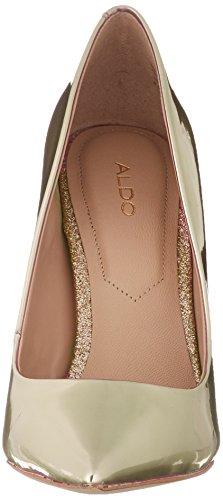 Aldo Stessy_86, Scarpe con Tacco Donna Oro (Gold)