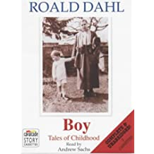 Boy: Complete & Unabridged: Tales of Childhood (Radio Collection)
