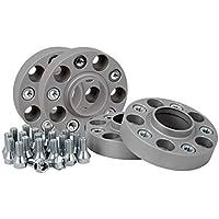 Separadores de acoplamiento de aluminio, 4 unidades (25 mm por disco/50 mm