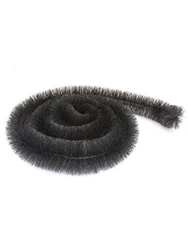 3x-hedgehog-gutter-brush-leaf-guard-leaf-filter-black-4m-length