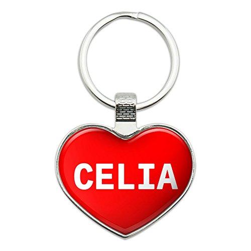 metal-keychain-key-chain-ring-i-love-heart-names-female-c-cata-celia