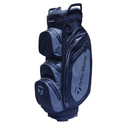 TaylorMade Wasserdicht Trolley Warenkorb Golf Tasche 2017(schwarz/anthrazit) (Golf Taschen Billig)