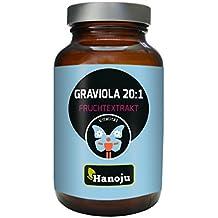 Hanoju Graviola Fruchtextrakt 450 mg (90 Tabletten)