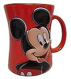 Disney-Taza de café café Disney País Paris Mickey Mouse montañosas.