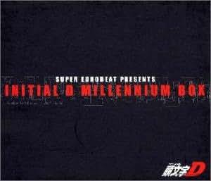INITIAL D MILLENNIUM BOX (5 CD)