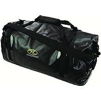 Highlander Mallaig Drybag Duffle Bag - Black