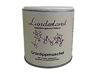 Grünlippmuschel für Hunde von Lunderland