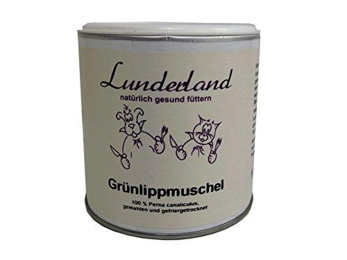 Lunderland Grünlippmuschelpulver, 250g