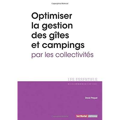 Optimiser la gestion des gîtes et campings par les collectivités