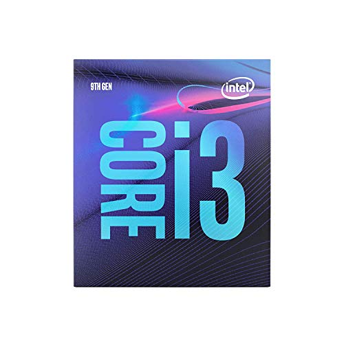 Processeur Intel Core i3-9100 3, 6 GHz (Coffee Lake) Sockel 1151 - Boxed