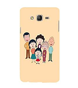 EPICCASE Family case Mobile Back Case Cover For Samsung Galaxy On5 (Designer Case)