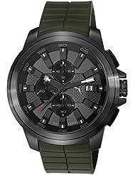 Puma Time Herren-Armbanduhr Drill Chono Chronograph Quarz Plastik PU103891002