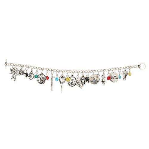 Access-o-risingg Charm Bracelet for Women (Multiple Charm Bracelet) (Bracelet082)