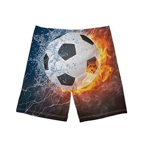 Chaqlin - Bañador para niños y niños, Informal, Pantalones Cortos de Playa, protección UV, Verano...