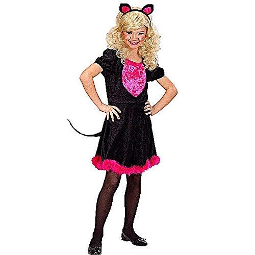 Kitty Kat - Kinder-Kostüm - Small - ()