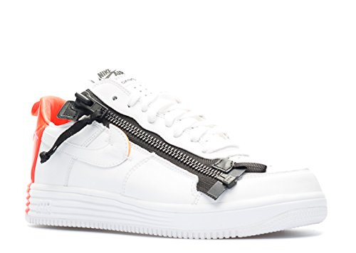 Nike Lunar Force 1 SP/Acronym, Chaussures de Sport - Basketball Homme