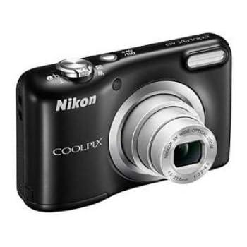 Nikon A10 Appareil Photo Numérique Compact 16.1 Mpix zoom 5 x Noir
