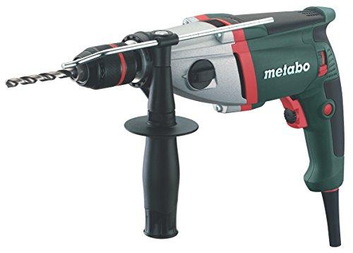 Metabo Schlagbohrmaschine SBE 710 mit Schnellspannbohrfutter für Profis, Bohrmaschine mit robustem Getriebegehäuse & einer Reichweite von 2,6 m