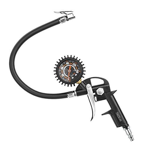 Manometro-Digitale-Tacklife-TIG03-Manometro-Pressione-Pneumatici-per-Auto-Moto-Bicicletta-SUV-RV-ATV-ecc-Precisione-2-PSI-014-Bar-Range-di-misurazione-0-150-PSI-0-10-Bar-0-1000