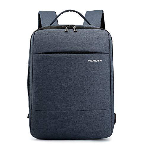 TLBAG Reise-Laptop-Rucksack mit USB-Anschluss, schlank Durable College School Computer-Bookbag für Frauen, Männer, Outdoor-Camping & Passend bis zu 15-Zoll-Notebook (Laptop-tasche Basic Dslr-und Amazon)