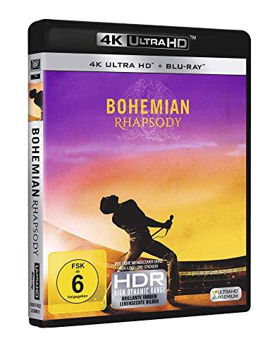 Zoom IMG-1 bohemian rhapsody 4k ultra hd