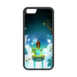 Wakfu 33 iPhone 6 Plus de 5,5 pouces coque Noir de couverture de téléphone portable coque couverture EVAXLKNBC03210