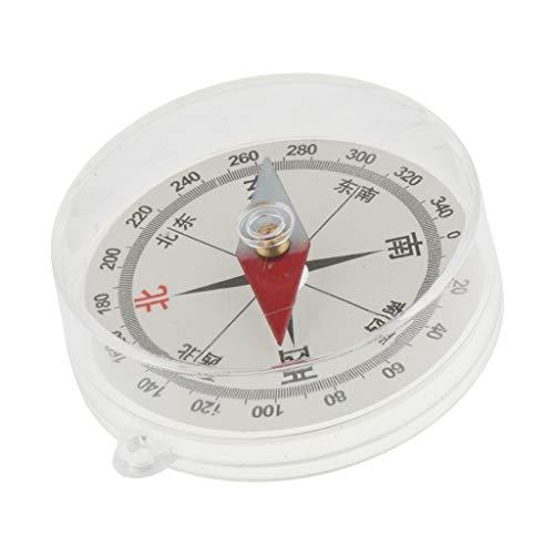Bussola in Plastica 50 mm per Insegnamento Navigazione