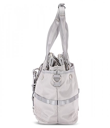 George Gina & Lucy Evil Chique Handtasche 28 cm Pebble Grey