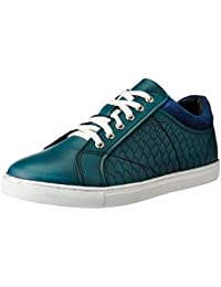 Alberto Torresi Men's Leather Sneakers
