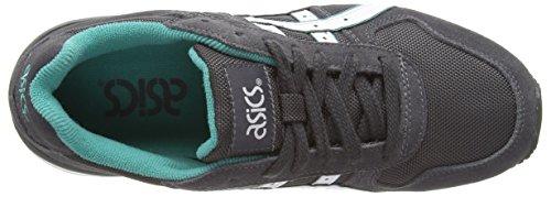 Asics Gt-ii, Sneakers Basses Femme Gris (dark Grey/white 1601)