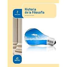 Historia de la Filosofía 2º Bachillerato (LOMCE) - 9788490787687
