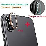 Momoxi Handyhülle, Phone Accessory Handy-Zubehör Für iPhone XS 9H Härte Zurück Kamera Objektiv Gehärtetes Glas Schutzfolie, begrenzte Anzahl