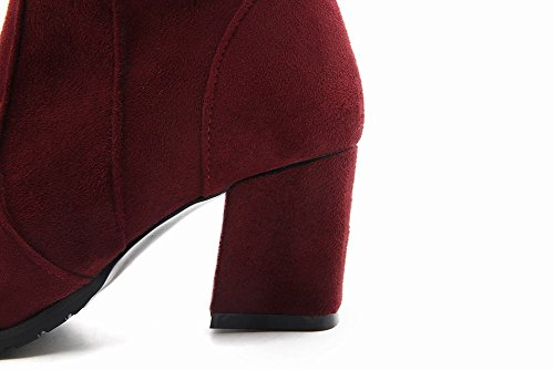 Misssasa - Chaussures À Talons Mi-hauts Pour Femmes