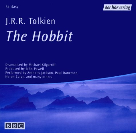 Preisvergleich Produktbild The Hobbit,  4 Audio-CDs,  engl. Version