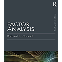 Factor Analysis: Classic Edition (Psychology Press & Routledge Classic Editions) (English Edition)