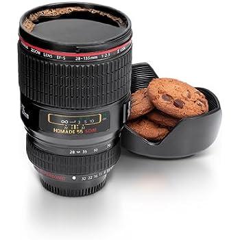 Camera Lens Coffee Mug Debenhams Kitchen