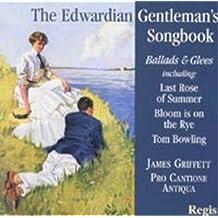 An Edwardian Gentleman's Songbook