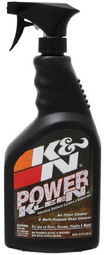 K&N 99-0621 Air Filter Cleaner and Degreaser - 32 oz. Trigger Sprayer by K&N - Kn Air Filter Cleaner