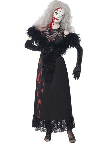 Kostüm Living Halloween Doll (Living Dead Dolls Halloween Kostüm für Damen -)