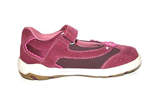 Sabaria by Richter , Ballerines pour fille - Pink (vulcano/malve 0003)