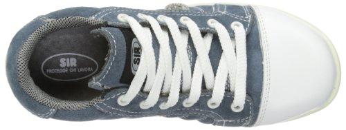 Sir Safety Fobia Leather, Chaussures de sécurité femme Bleu - bleu